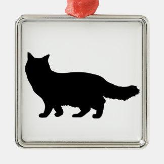 Ragdoll猫 メタルオーナメント
