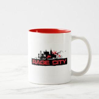 RageCityのマグ ツートーンマグカップ