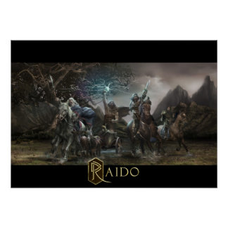 Ragnarokポスターへの道 ポスター