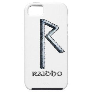 Raidhoのruneの記号 iPhone SE/5/5s ケース