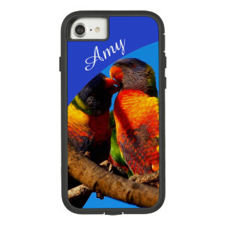 Rainbow Lorikeet IPhone 8/7 case Case-Mate Tough Extreme iPhone 8/7ケース