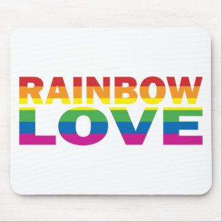 RAINBOW-LOVE マウスパッド