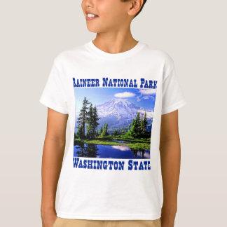 Raineerの国立公園-ワシントン州 Tシャツ