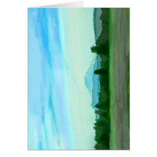 Rainerの水彩画 カード