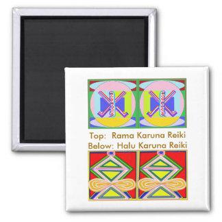RAMA - Karunaの霊気 マグネット