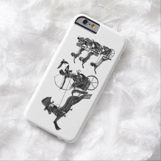Ramesses II王の息子のヴィンテージの芸術のiPhoneの細い場合 Barely There iPhone 6 ケース