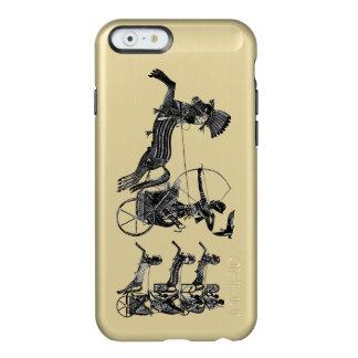 Ramesses II王の息子のヴィンテージの芸術のiPhoneの細い場合 Incipio Feather Shine iPhone 6ケース