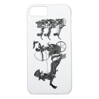 Ramesses II王の息子のヴィンテージの芸術のiPhoneの細い場合 iPhone 8/7ケース