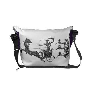 Ramesses n王の息子の通勤者旅行メッセンジャーバッグ メッセンジャーバッグ