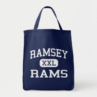 Ramsey -ラム-後輩- Fort Smithアーカンソー トートバッグ