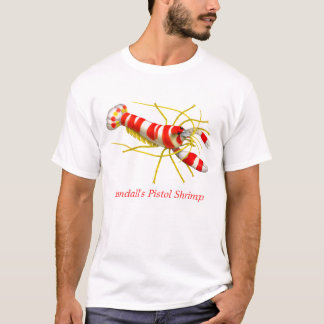 Randallのピストルエビ礁の創造物のTシャツ Tシャツ
