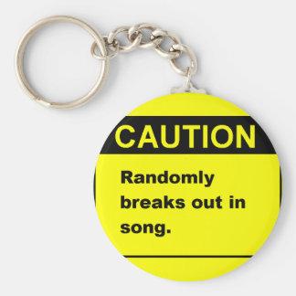 Randmonの歌 キーホルダー