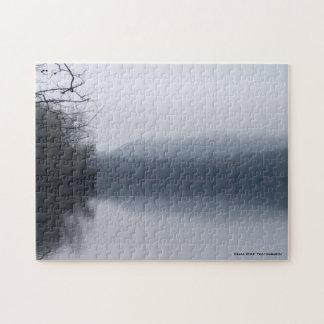Randor湖の霧 ジグソーパズル