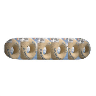 randys-DONUTS.comのPCの景色 カスタムスケートボード