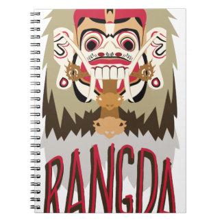 Rangda ノートブック