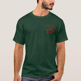 RANGEMANの保証 Tシャツ