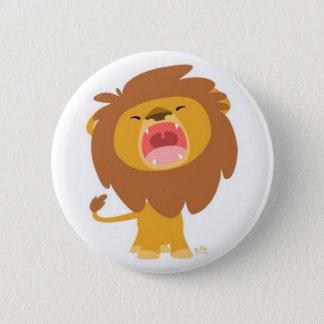 raorrr imライオン: D 缶バッジ