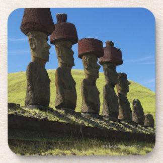 Rapa Nuiの人工物、イースター島 コースター