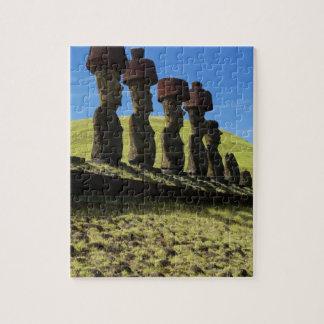 Rapa Nuiの人工物、イースター島 ジグソーパズル