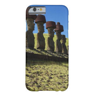 Rapa Nuiの人工物、イースター島 Barely There iPhone 6 ケース