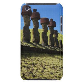 Rapa Nuiの人工物、イースター島 Case-Mate iPod Touch ケース