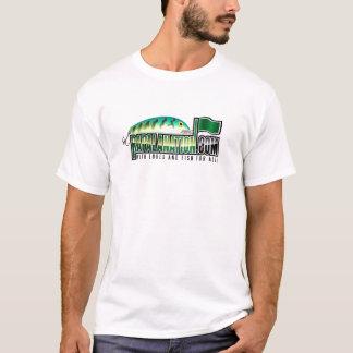 RapalaNationのロゴ Tシャツ