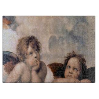 Raphaelのイタリアンな天使の天使のまな板 カッティングボード