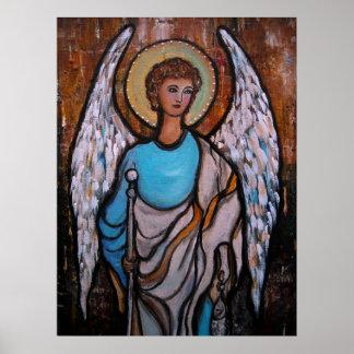 Raphaelの大天使 ポスター