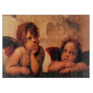 Raphaelの天使の天使の芸術 カッティングボード