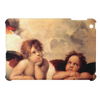 Raphaelの天使のSistineマドンナのiPad Miniケース iPad Miniケース