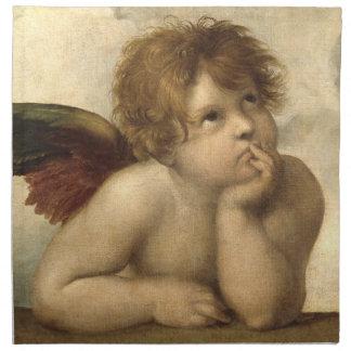 Raphaelの天使1 ナプキンクロス