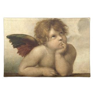 Raphaelの天使1 ランチョンマット