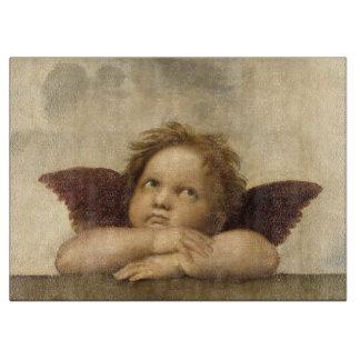 Raphaelの天使2 カッティングボード