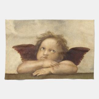 Raphaelの天使2 キッチンタオル