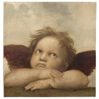 Raphaelの天使2 ナプキンクロス