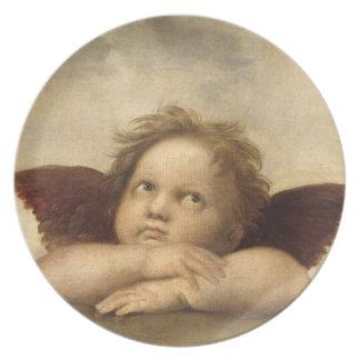 Raphaelの天使2 プレート