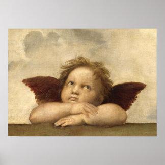Raphaelの天使2 ポスター