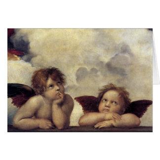Raphaelの天使 カード