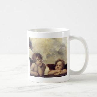Raphaelの天使 コーヒーマグカップ