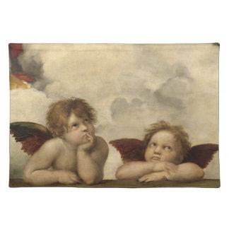 Raphaelの天使 ランチョンマット