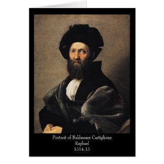 Raphaelの挨拶状 カード