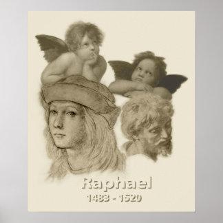 Raphael ポスター