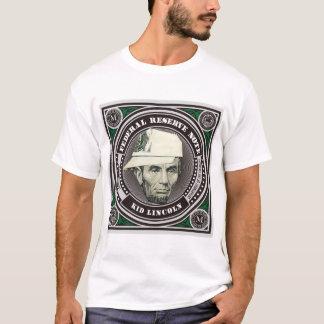 Rapper Lincoln Tシャツ