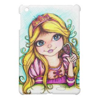 Rapunzelのおとぎ話の夢 iPad Miniケース