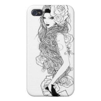 Rapunzelのiphone 4ケース iPhone 4/4Sケース