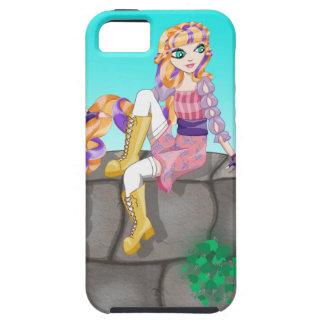 Rapunzel項目 iPhone SE/5/5s ケース