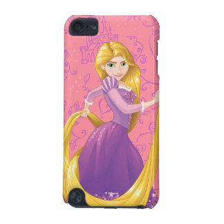 Rapunzel  の大きい毛日 iPod touch 5G ケース