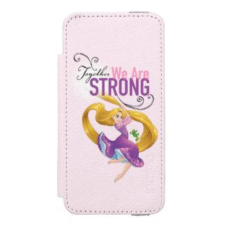 Rapunzel |一緒に私達は強いです incipio watson™ iPhone 5 ウォレット ケース
