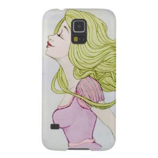 Rapunzel Galaxy S5 ケース