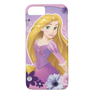 Rapunzel - Iライト私の自身の方法 iPhone 8/7ケース